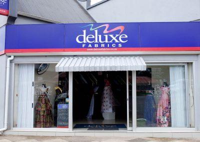 Deluxe Fabrics Victoria Road Exterior