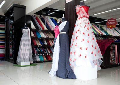 Deluxe Fabrics Victoria Road Interior