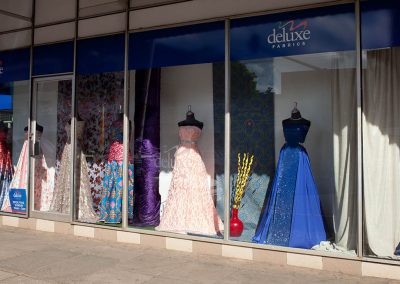 Deluxe Fabrics Church Street Exterior