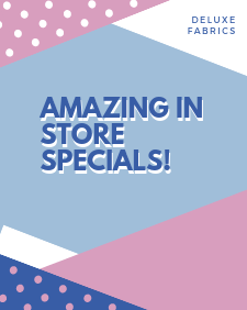 Amazing In Store Specials